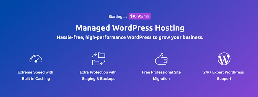 DreamPress Managed WordPress Hosting