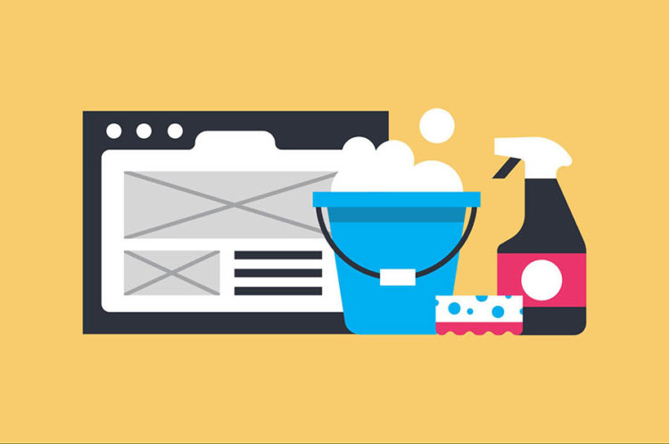 The Complete Guide to Cleaning Up Your WordPress Website thumbnail