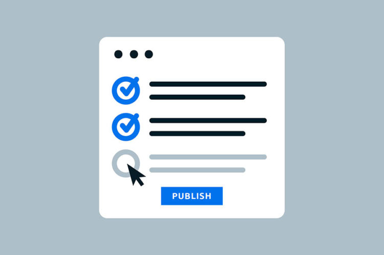 The WordPress Blogger Checklist: 10 Things to Do Before Hitting Publish [Infographic] thumbnail