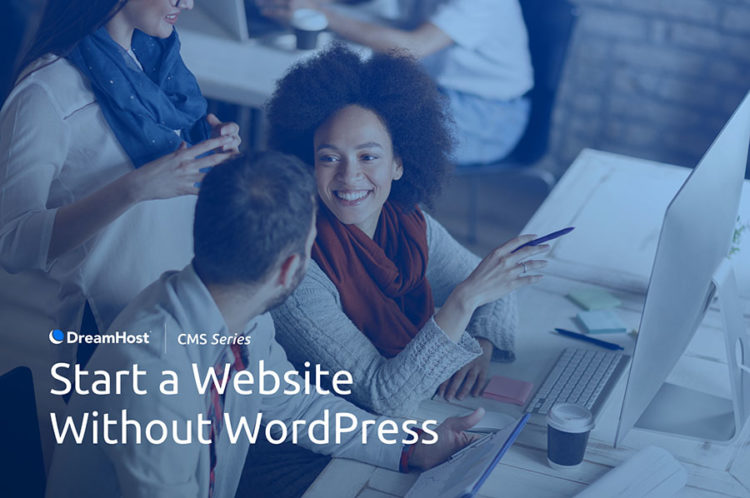 How to Start a Website (Without Using WordPress) thumbnail