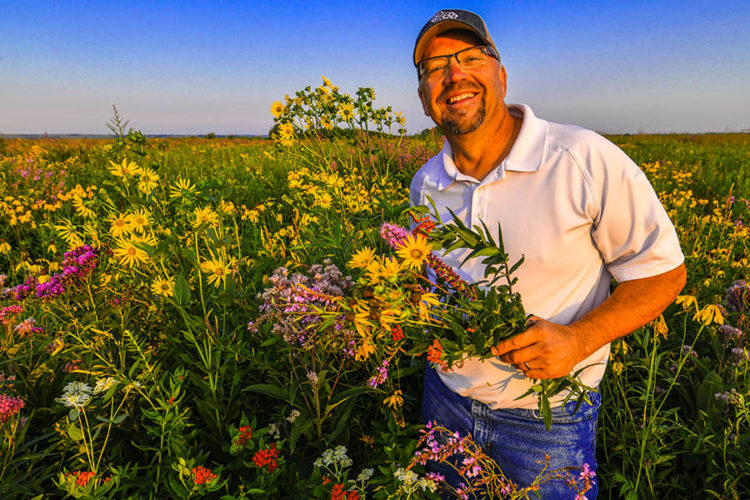 How Conservation Blueprint is Saving the World, One Wildflower Seed at a Time thumbnail