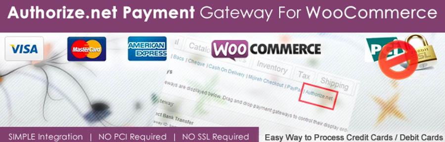 The Authorize.net WooCommerce plugin.