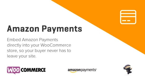 The Amazon Payments website.