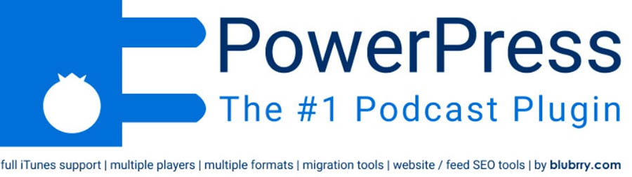 """The PowerPress plugin from Blubrry."""