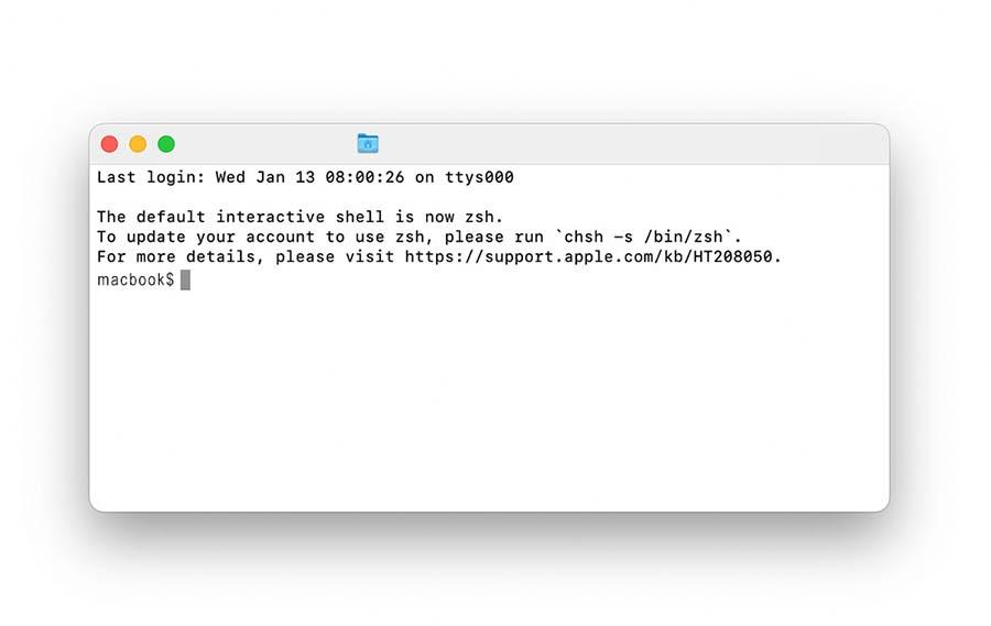 Eliminando el caché de DNS en MacOS.