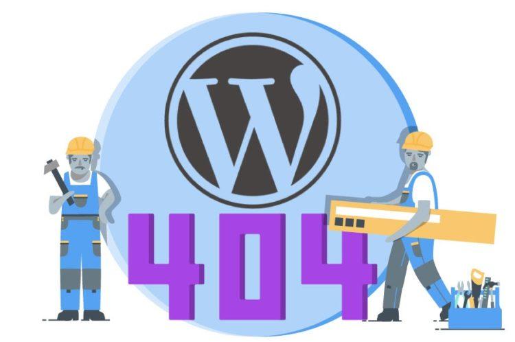 How to Fix WordPress Error 404 Not Found thumbnail