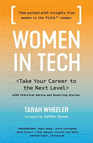 How Tarah Wheeler Uses Her Cybersecurity Skills to Help Others Hack Their Way to Success
