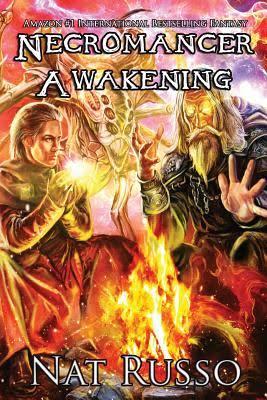 Necromancer Awakening book cover