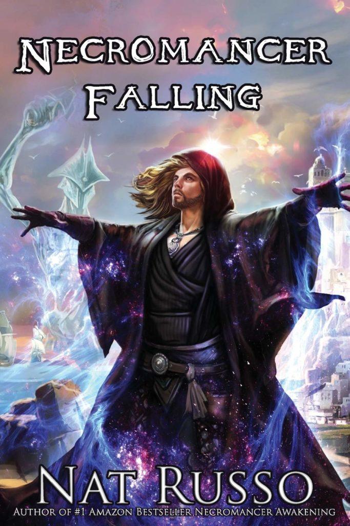 Necromancer Falling book cover