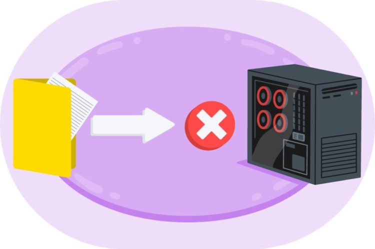 """How to Fix the """"Upload: Failed to Write File to Disk"""" Error in WordPress (3 Ways) thumbnail"""